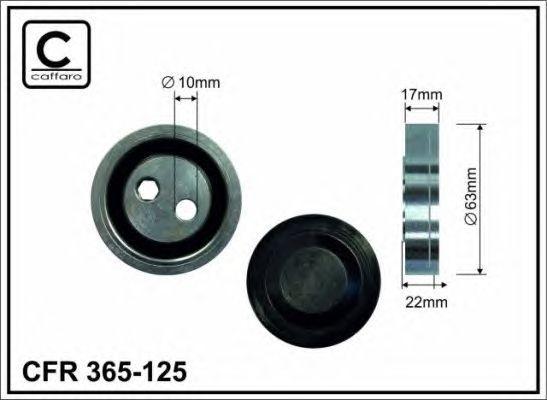 Рол.ген-ра Audi A4/A6/A8 (97>) VW B-5 2.5TDi на кондиционер 365-125F