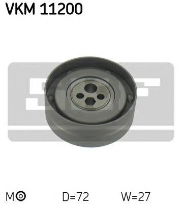 Рол.ГРМ Audi 80/100 2.6/2.8E (>94) @10 VKM 11200