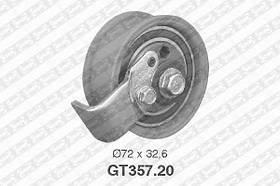 Рол.ГРМ Audi A4/A6 (>01) VW B-5 1.8 E/T (>01) GT357.20