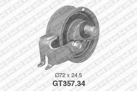 Рол.ГРМ Audi A4/A6 1.8 T (98-01) VW Golf 4/Sharan 1.8 T (00>) SK Octavia 1.8 T GT357.34