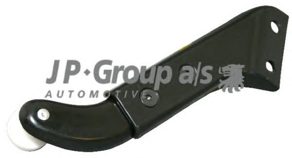 Ролик бок.двери VW T-5 верх. в сборе 7H0843436B/MG