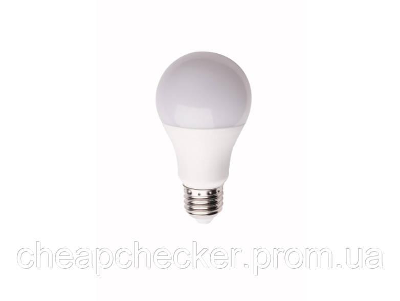 Светодиодная Лампа Прожектор LED A60 E27 6400K 10 Штук В Упаковке