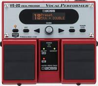 Вокальный процессор Boss VE20
