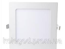 Лампа Даунлайт СД 6W 4100K Квадрат 5шт в Упаковке