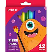 Фломастеры Kite 12 цветов Jolliers K19-047