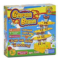 Настольная игра Сырная башня 7265 Fun Game