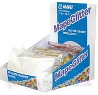 Затирка Блеск MapeGlitter SILVER 0,1кг (серебро)