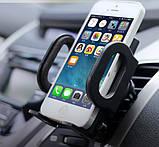 Держатель для телефона, планшета в автомобиль Dumper black, фото 8