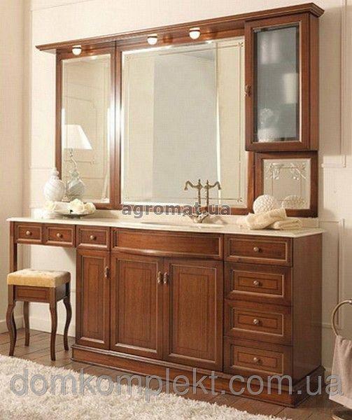Комплект мебели для ванной комнаты 256297