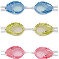 Intex Очки для плавания 55684 (12) 3 цвета, от 8 лет