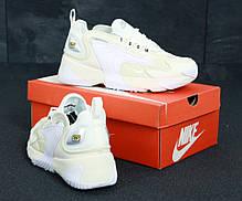 Мужские кроссовки Nike Zoom 2K White . ТОП Реплика ААА класса., фото 2