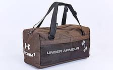Сумка для спортзала Бочонок UNDER ARMOUR кофе GA-019