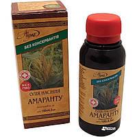 Масло семян амаранта «Аннушка» 100 мл