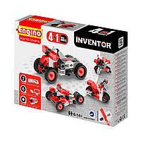 Конструктор Engino Inventor 4 в 1 Мотоциклы, 51 эл. 432 ТМ: Engino