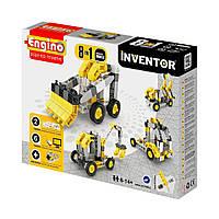 Конструктор Engino Inventor 8 в 1 Строительная техника, 74 эл. 834 ТМ: Engino