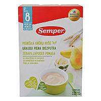 Каша молочная Semper Мультизлаковая с грушей и бананом, 250 г   ТМ: Semper