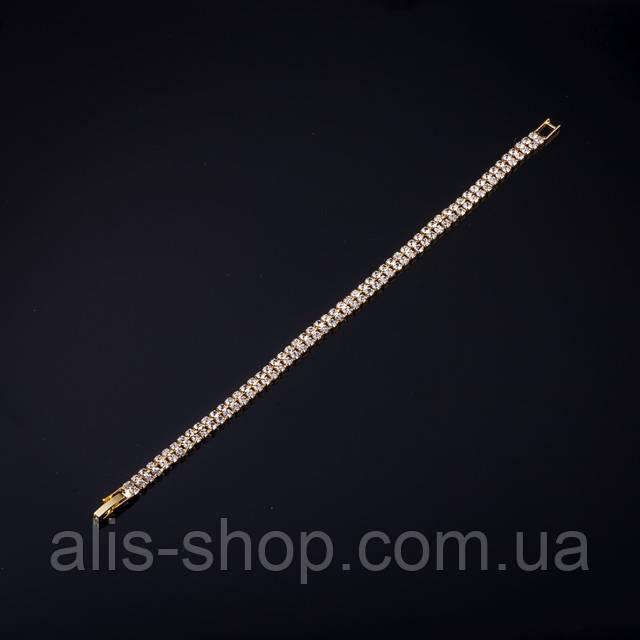 Серьги золотые цепочки с жемчугом  и колечками