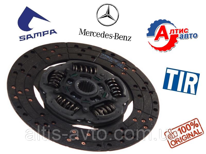 Диск сцепления Mercedes-Benz Atego, 814, 815, 817 818 Vario 362mm 1878052842 для грузовика