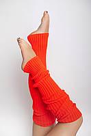 SEWEL Гетры GW336 (60 см, оранж, 100% акрил)