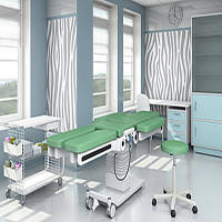 Мебель медицинская и лабораторная