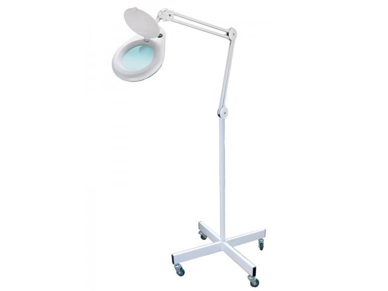 Лампа-лупа на штативе мод. 8066-5D+001 (5 диопт.)