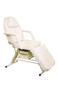 Кушетка косметологическая для наращивания ресниц, депиляции, татуажа кресло-кушетка на 3 секции