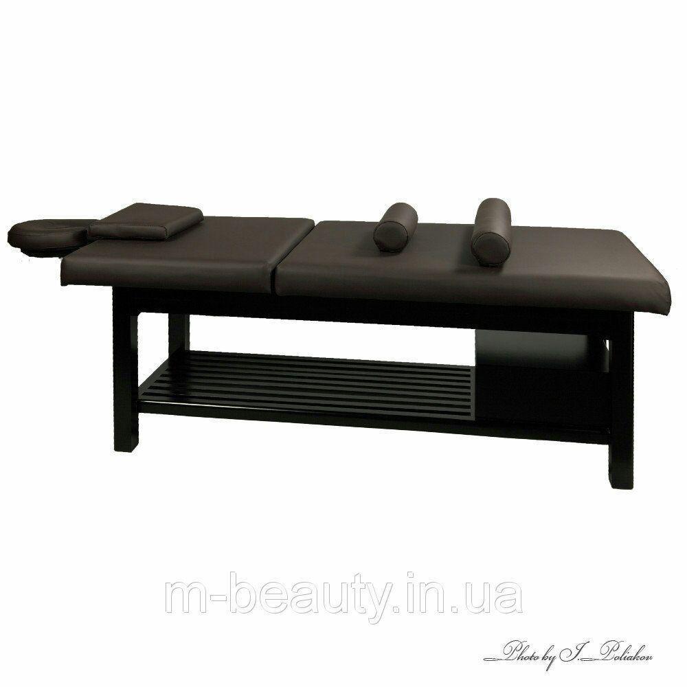 Широкий Массажный стол ZD-855