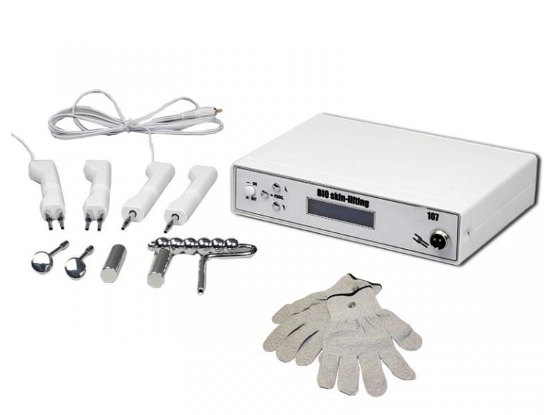 Аппарат для микротоковой терапии модель 107,+перчатки