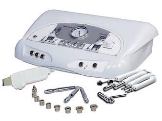 Апарат 3-в-1 модель 5577 для УЗ-чищення, мікрострумової терапії і алмазної мікродермабразії
