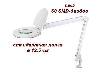 Лампа-лупа мод. 6025-8 LED на 60 дидов