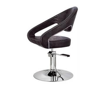 Парикмахерское кресло с диском на гидравлике  А069