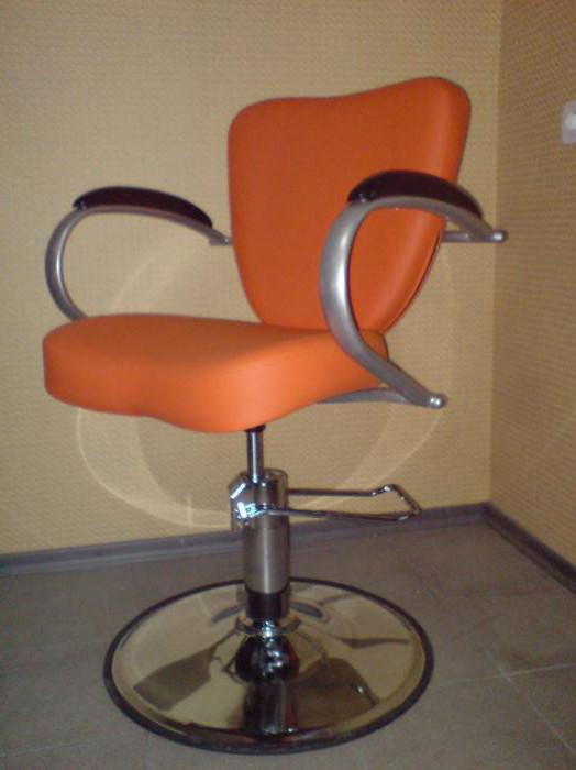 Крісло перукарське Кр014