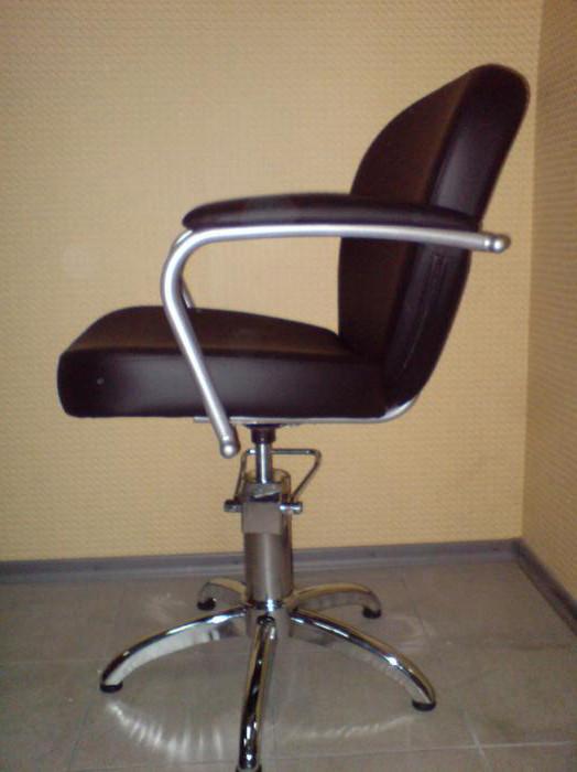 Кресло клиента парикмахерское Кр011