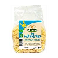 Органическая детская вермишель PRIMEAL Забавные зверята, 250 г 6059 ТМ: Primeal