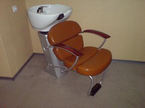 Мойка парикмахерская с креслом М00713