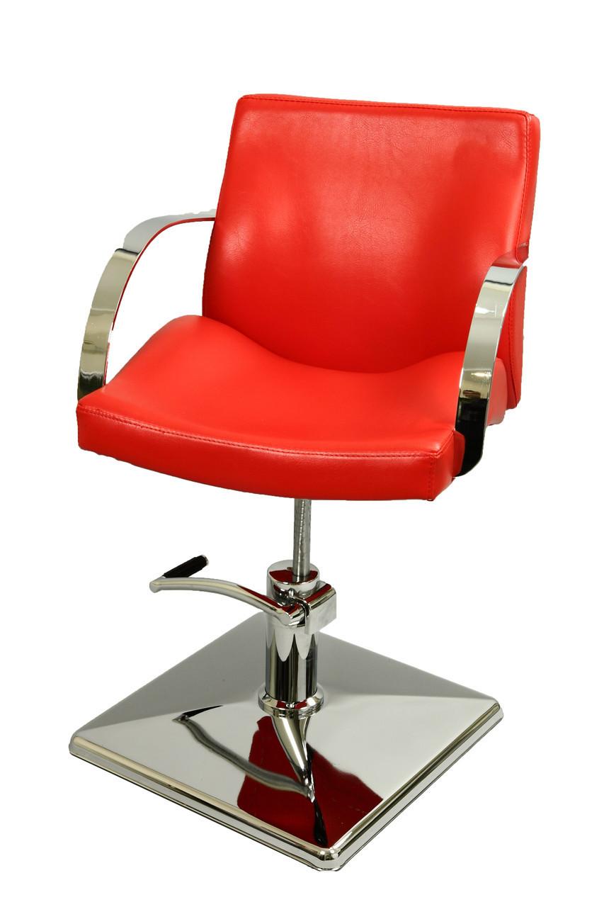 Кресло парикмахера на гидравлике A030