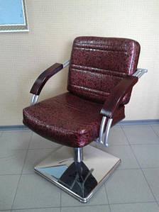 Кресла парикмахерские на гидравлике