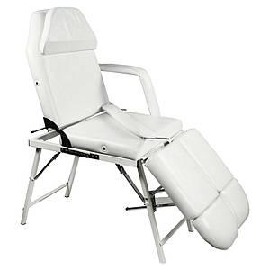 Кресло для педикюра, кушетка для наращивания ресниц, татуажа 802AFМ