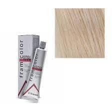 Профессиональная краска для волос framesi