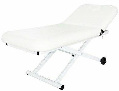 Стіл для масажу, автоматичне регулювання висоти 2 в 1 кушетка масажна 2-х секції кушетка для косметолога