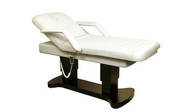 Стаціонарний масажний стіл електричний для SPA комплексів, для масажних, для косметологічних ZD-866