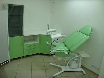Кресло гинекологическое (гидравлическая регулировка высоты)