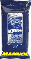 Салфетки Interior Wipes 30шт