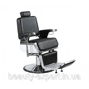 Парикмахерское мужское кресло Barber для Barber Shop кресла с подголовником Элегант Люкс