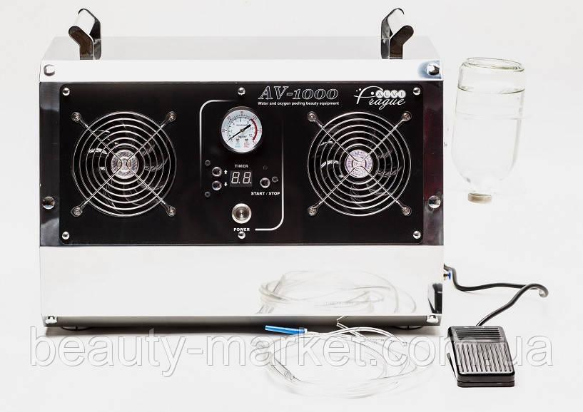 Аппарат для газожидкостного пилинга AV 1000