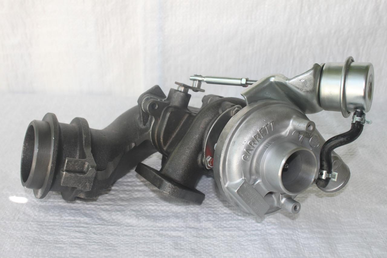 Турбіна Garrett Volkswagen T4 - 1.9 TD, турбіна на Т4