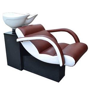 Парикмахерская мойка CheapS БЕЗ КРЕСЛА / Станина +Парикмахерская керамика+сантехника Мойка парикмахерская CheapS  керамика Китай