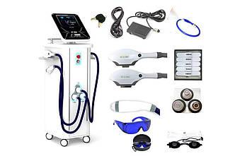 Фотоэпилятор и аппарат фотоомоложения IP-300 AlviPrague