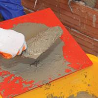 Кельма каменщика из пружинной стали с резиновой ручкой 373 Hassan, фото 1