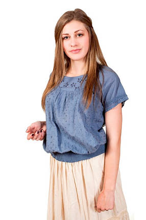 Женская летняя блуза ZERO, фото 2